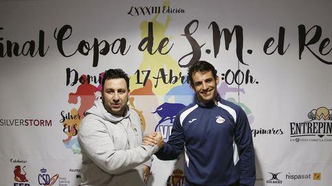 Los 'villanos' del fútbol se portan como caballeros con el rugby en Valladolid