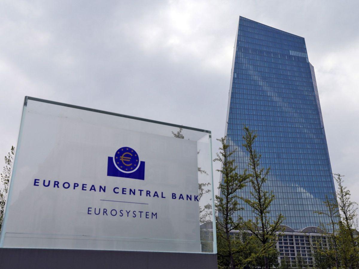 Foto: Sede del Banco Central Europeo, en Fráncfort. (EFE)