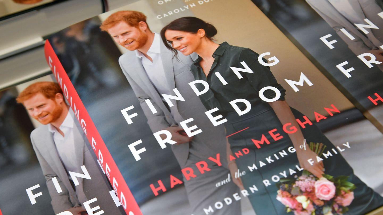 El libro de Meghan y Harry. (Getty)