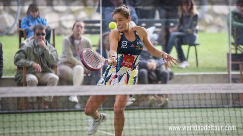 La jornada femenina del Vallbanc Andorra Open