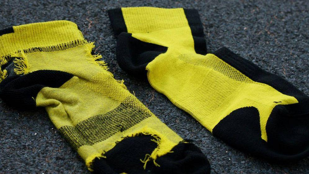 Foto: Los calcetines técnicos son una buena opción para evitar rozaduras y ampollas. (Foto: Pedro Moya)