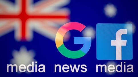 El pulso de FB y Google en Australia que puede reescribir la realidad de internet