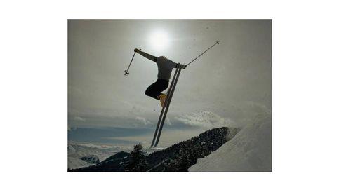 ¿Quién dijo frío? El deporte de invierno nos deja estas increíbles imágenes