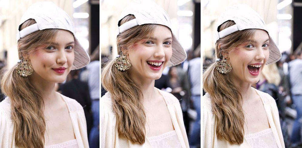 Foto: ¡Ha llegado la primavera! Opta por maquillarte con colores alegres. (Foto: Chanel)