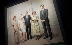 El retrato de la Familia Real de Antonio López por fin ve la luz
