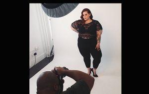 Tess Munster: la supermodelo de 120 kilos que rompió los esquemas de belleza