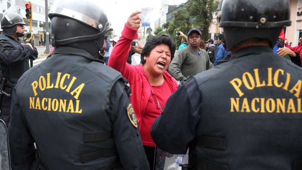 Un atentado terrorista deja tres policías muertos y uno herido en Perú