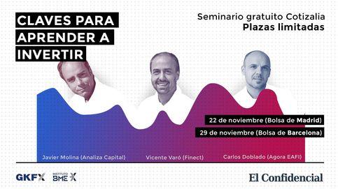 El Confidencial y Javier Molina relanzan sus 'Claves para Aprender a Invertir'