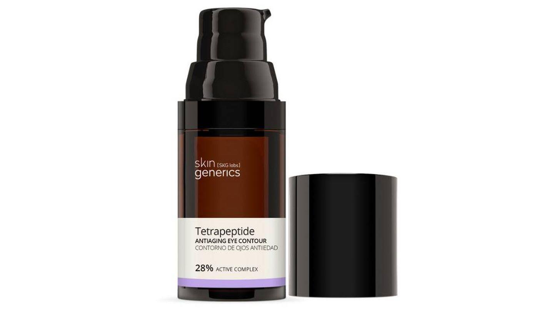 Tetrapeptide Contorno Ojos Antiedad de Skin Generics.