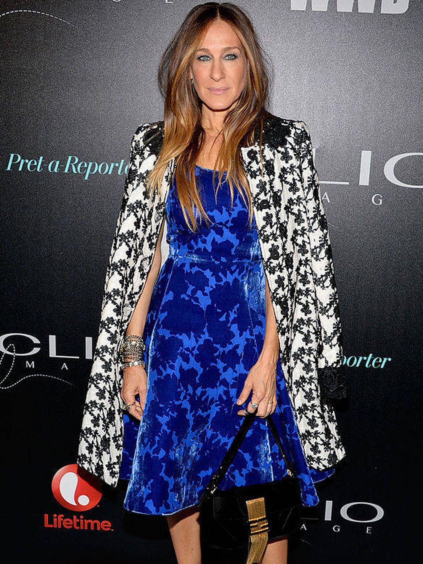Sarah, en 2014 en los CLIO Image Awards. (Getty)