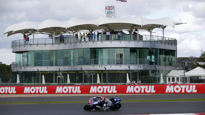 Silverstone da la razón a Lorenzo: el circuito es perfecto para su Yamaha