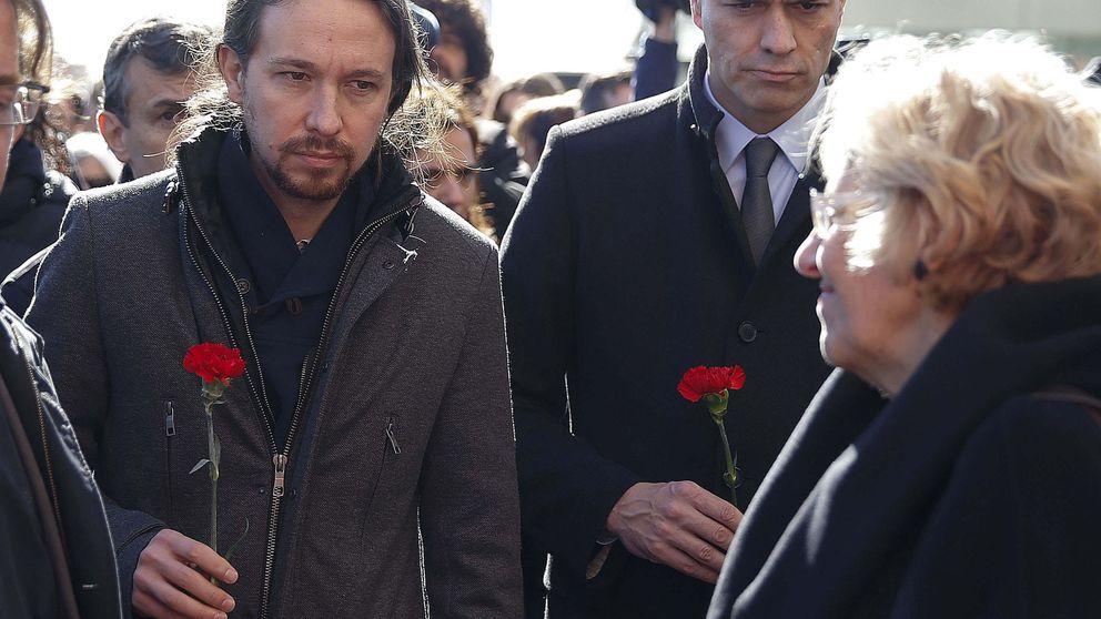Sánchez e Iglesias mantienen sus discrepancias y quedan en verse el 30 de marzo