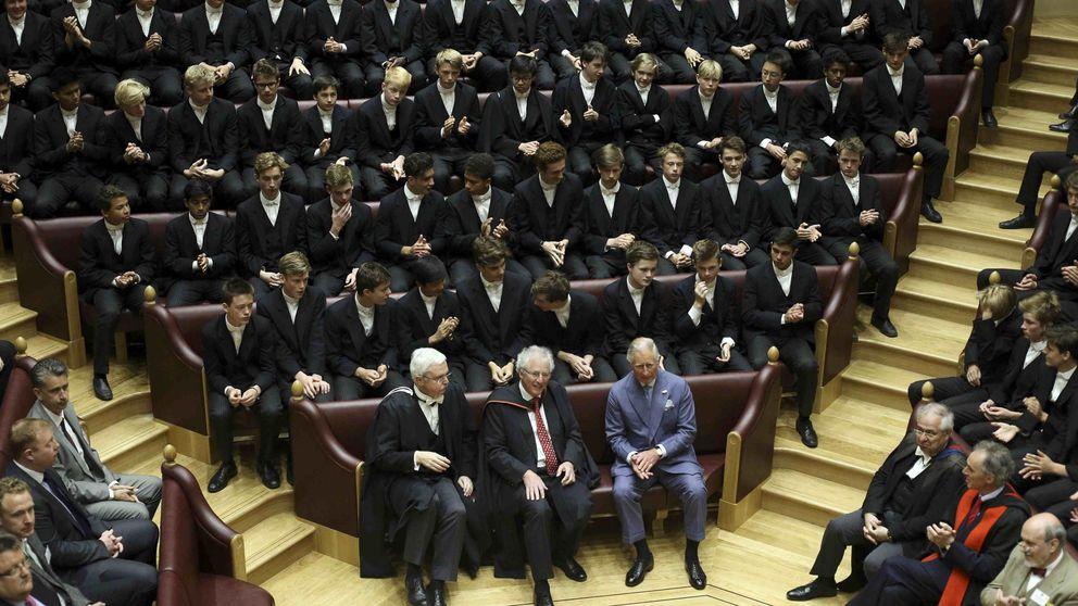 El caso Eton: cómo las escuelas de prestigio forman a las nuevas élites