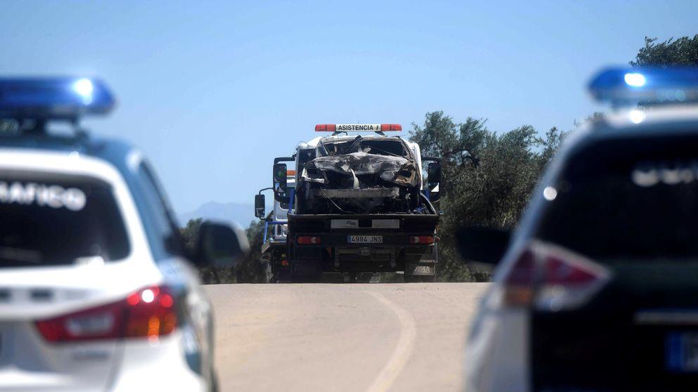 El accidente de José Antonio Reyes, una combinación de despiste y velocidad