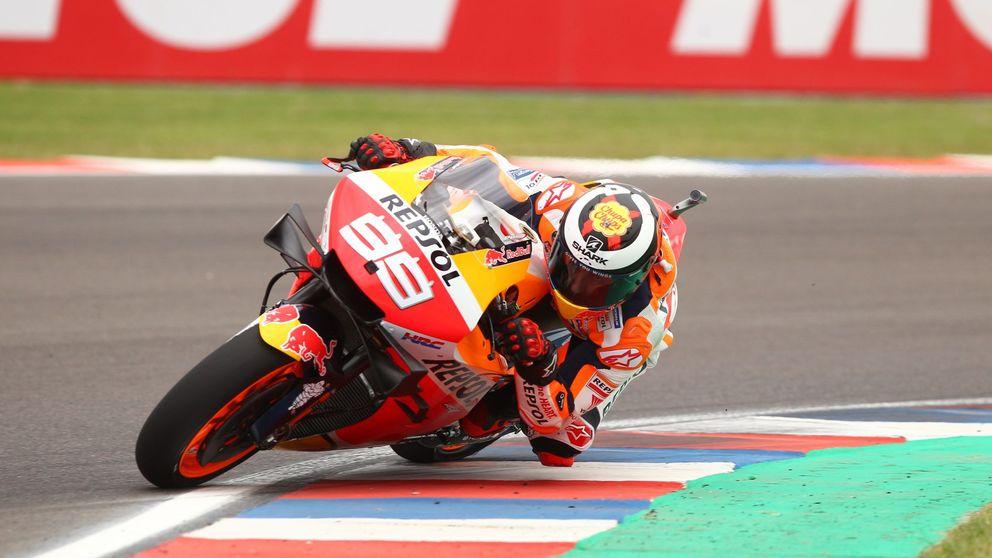 El nuevo rival de Jorge Lorenzo o por qué Márquez no es su referencia en Honda
