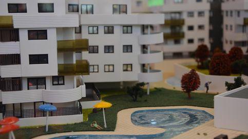Colas para comprar casas sobre plano... La demanda resurge de sus cenizas