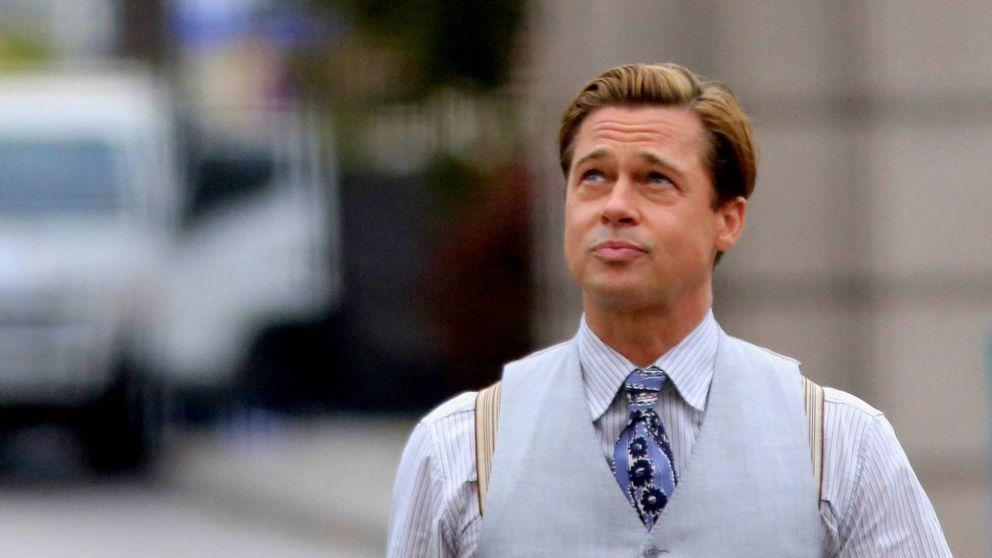 Brad Pitt dice adiós al sexo, tras despedirse del alcohol y su mujer