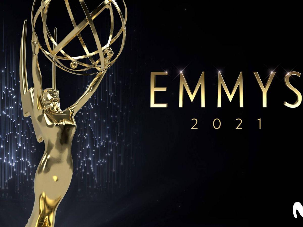 Foto: Imagen promocional de lo Premio Emmy 2021. (Movistar  )