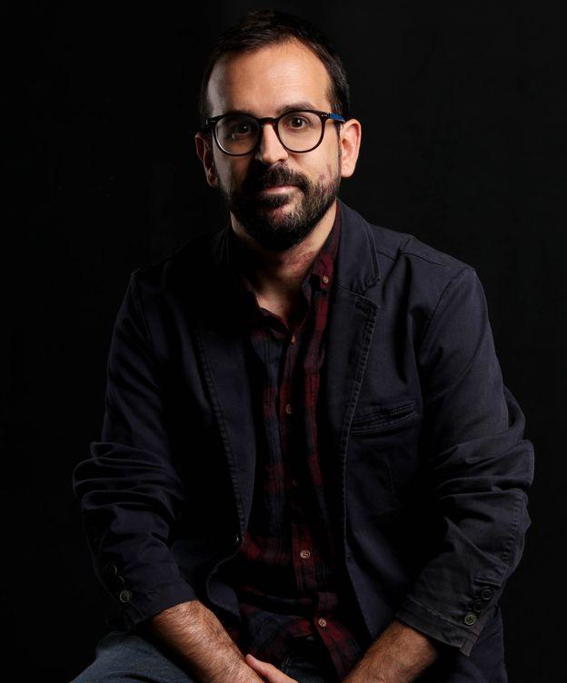Foto: El escritor Javier López Menacho