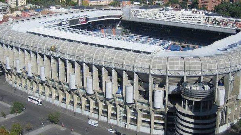 Foto: Santiago Bernabéu.