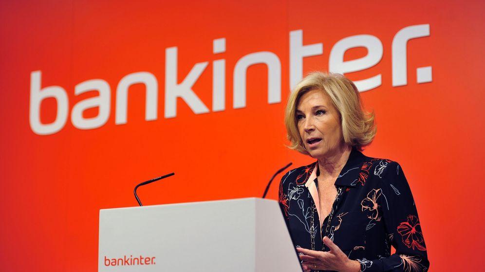 Foto: a consejera delegada de Bankinter, María Dolores Dancausa. (EFE)