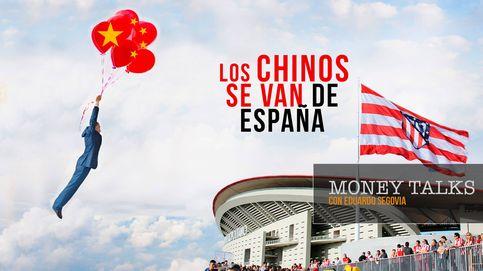 Los inversores chinos liquidan sus posiciones en España