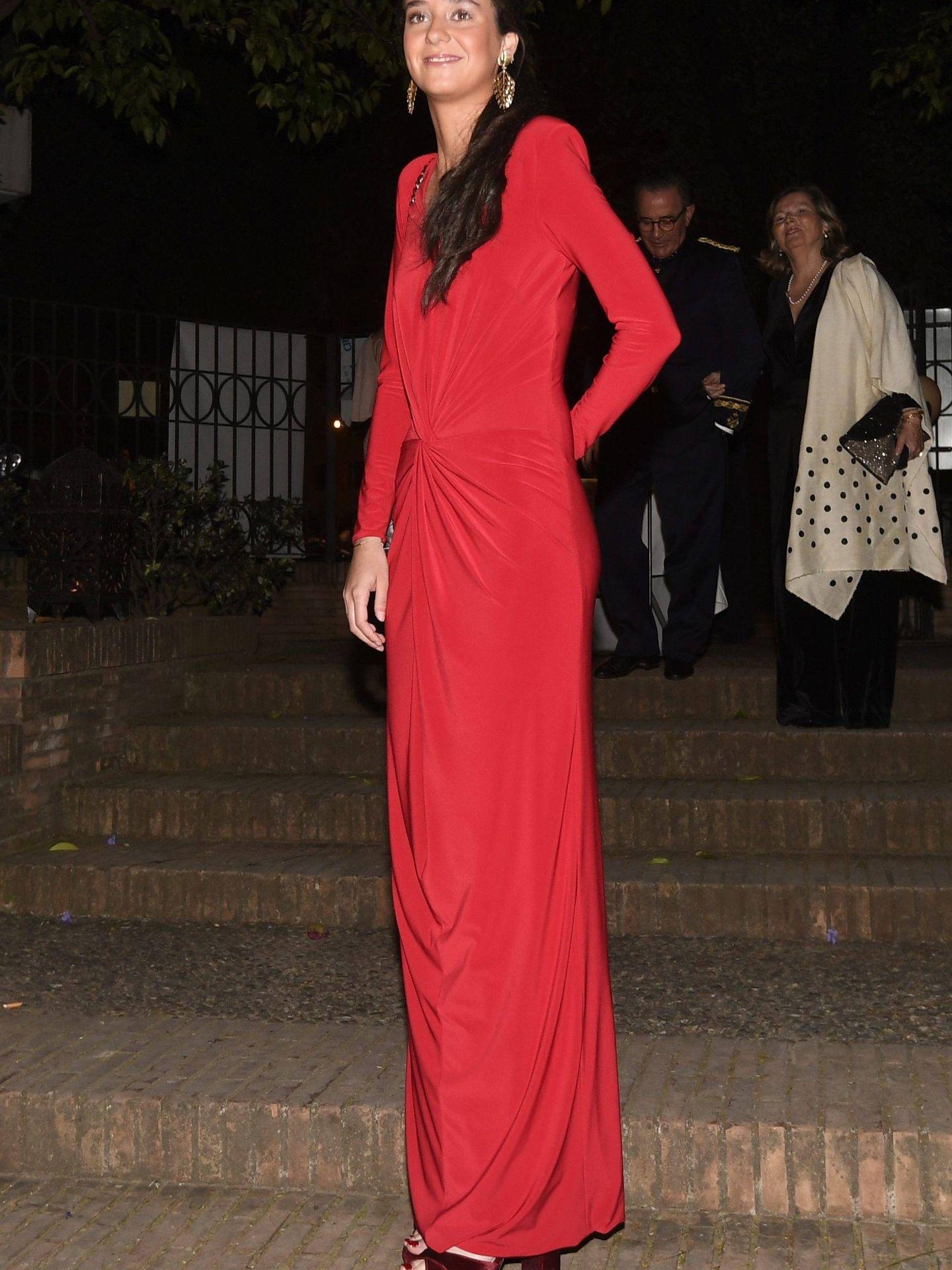 Victoria Federica el pasado mayo en Sevilla. (Cordon Press)