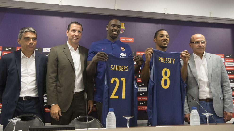 En el Barça, los despachos del baloncesto funcionan mejor que los del fútbol