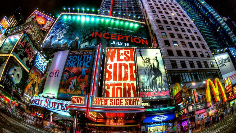 Foto: Times Square, en una imagen de archivo (Flickr/Randy Lemoine)