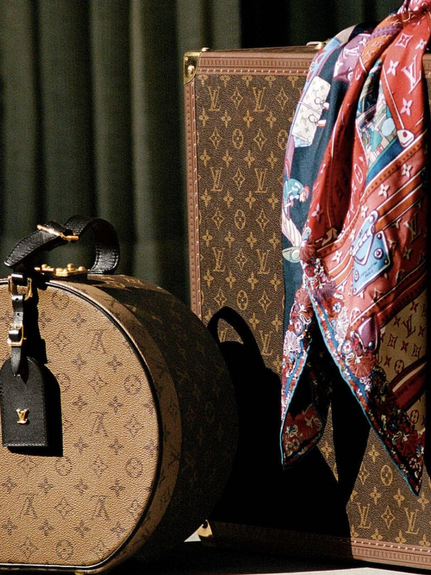 El equipaje de Vuitton es un icono. (Imagen: Cortesía de la marca)