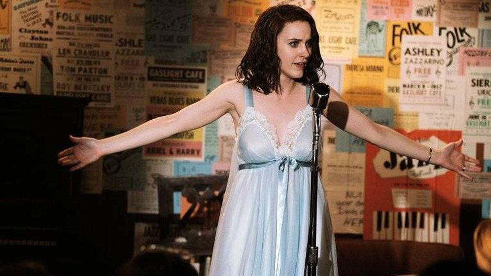 Foto: Midge sobre el escenario en su primera actuación profesional.