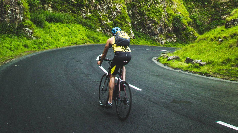 Las ventajas del ciclismo en tu figura. (Paul Green para Unsplash)