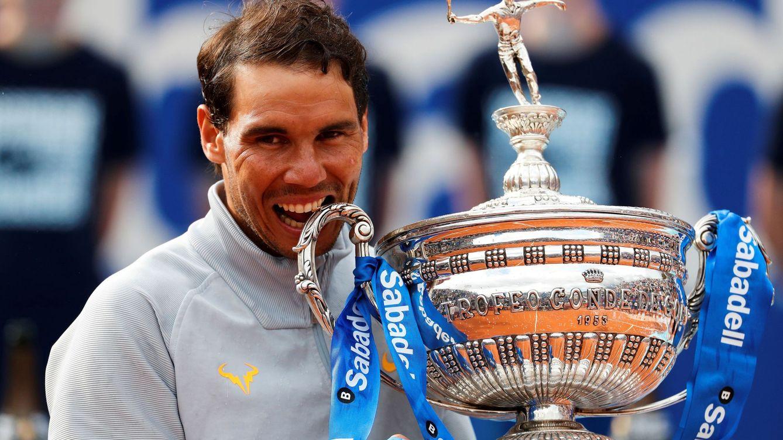 'Rafatiga', el mal de los jugadores de tenis que no son capaces de toser a Nadal