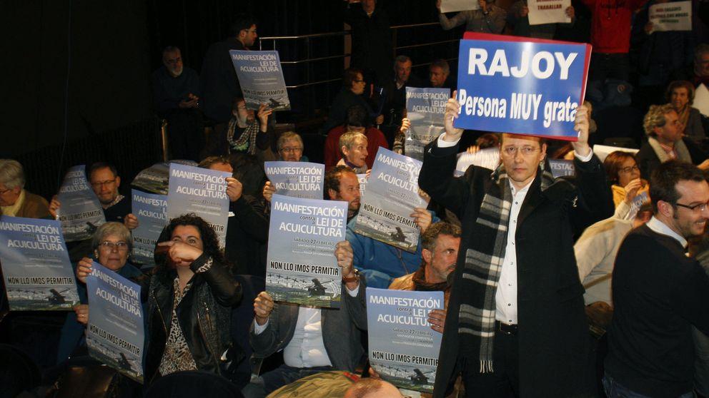 Rajoy vuelve a Pontevedra con una oda a la ciudad que le nombró persona non grata