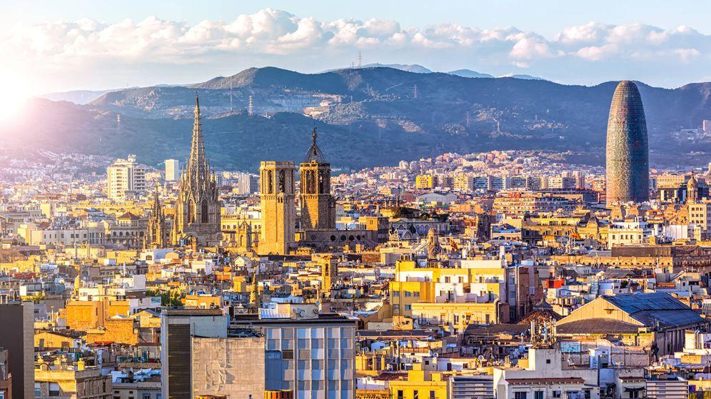 Foto: Imagen de archivo del Skyline de Barcelona