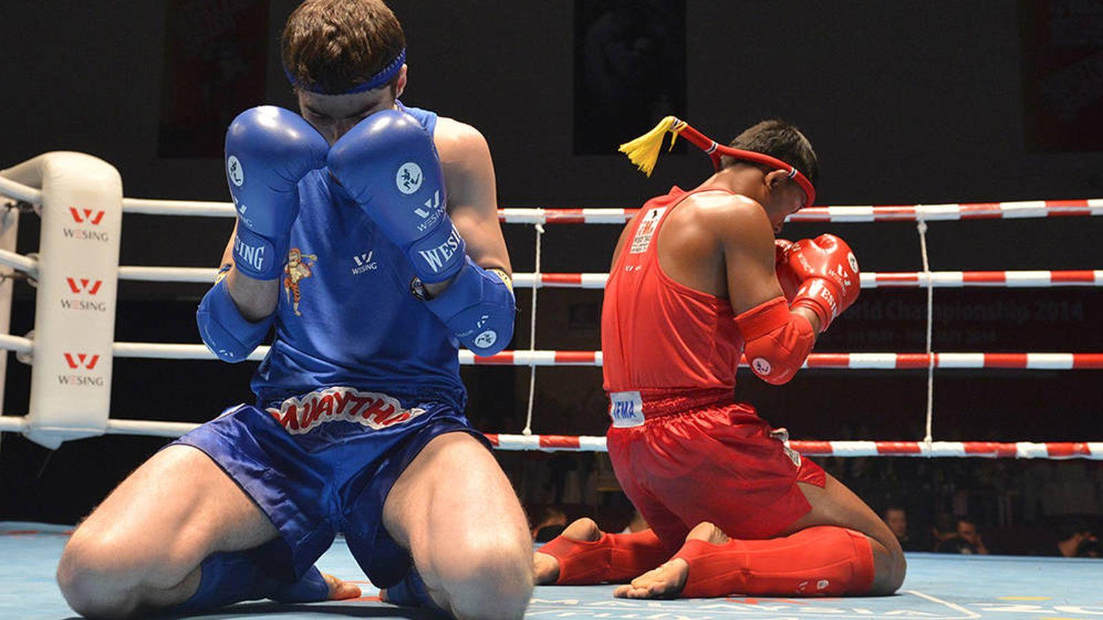 Foto: El muay thai gana adeptos en España a buen ritmo. (FOTO: www.spainmuaythai.com)