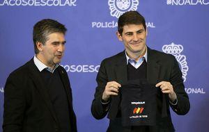 Iker Casillas ve preparado al Real Madrid para hacerse con el 'triplete'