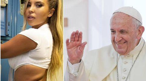 El Vaticano niega el 'like' del papa a la modelo Natalia Garibotto y culpa a Instagram