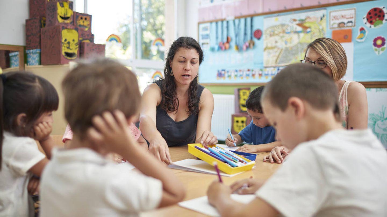 Los alumnos con necesidades especiales, una de las grandes carencias en el sistema educativo español. (iStock)