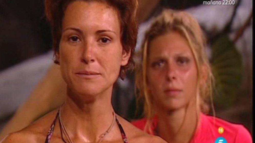 Foto: María Jesús habla de sufrir un chantaje en 'Supervivientes'. (Telecinco)