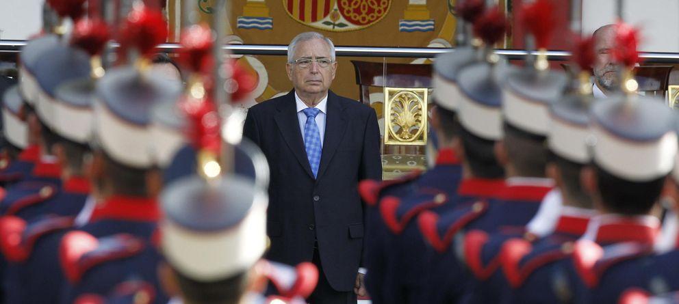 Foto: El presidente de Melilla, Juan José Imbroda (Efe)