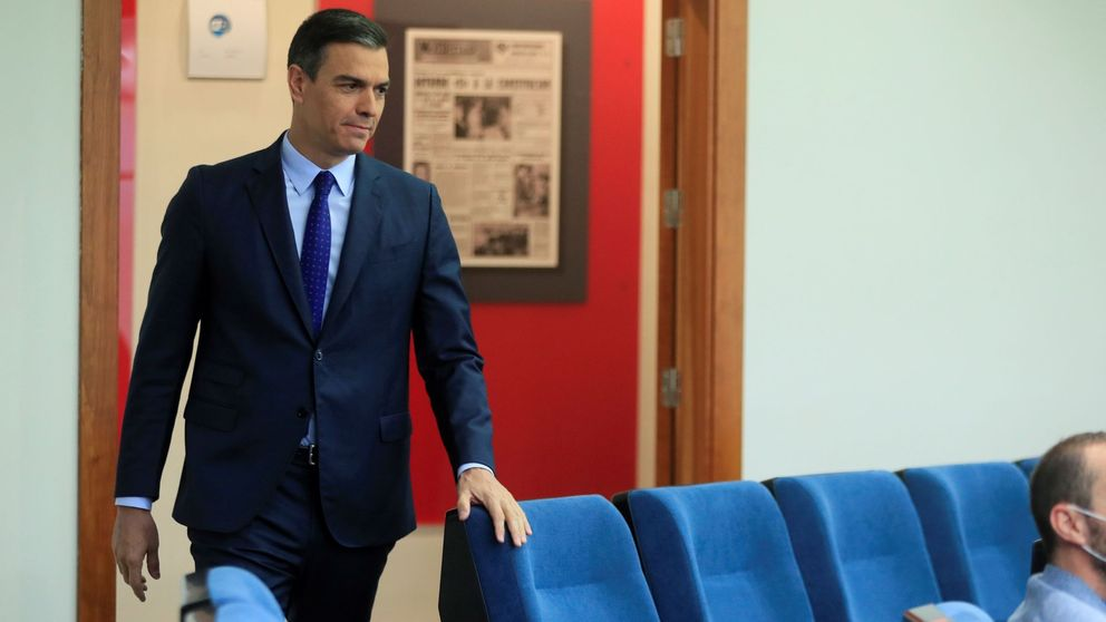 Sánchez busca a Cs sin renunciar a ERC: quiere acuerdos transversales para los PGE