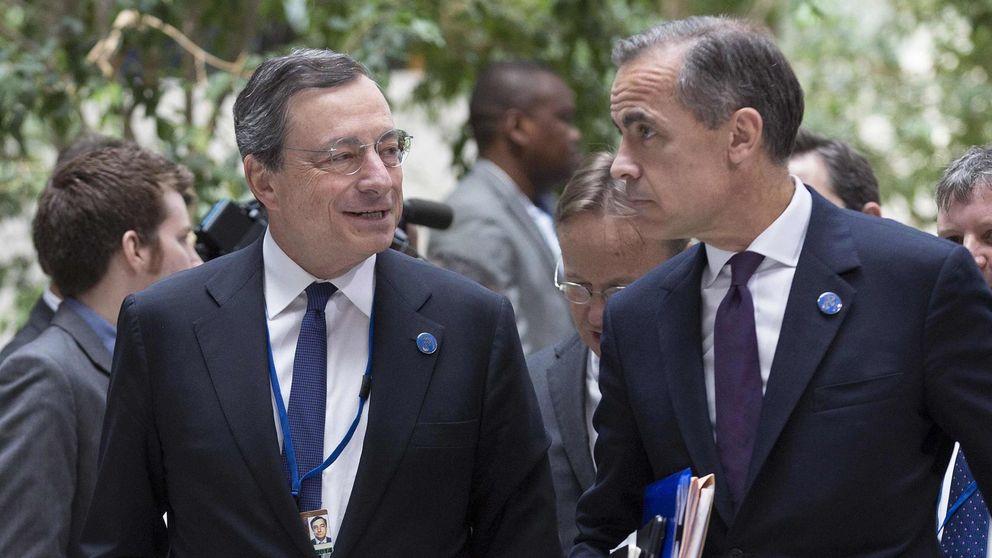 El BCE y el BdI resaltan que es preciso resucitar las titulizaciones