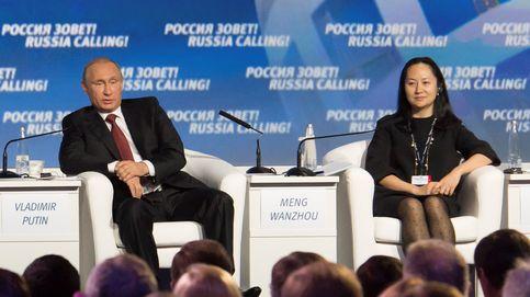 EEUU acusa a Huawei de violar sus sanciones a Irán a través de SkyCom