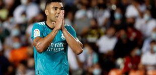 Post de Lo siguiente es llamar gordo a Casemiro: por qué no es el sheriff del Real Madrid