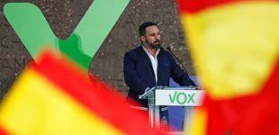 Post de Vox convierte a Madrid en la excepción de las grandes capitales europeas