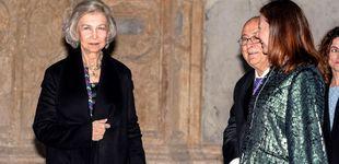 Post de La Reina Sofía comienza sus vacaciones en Palma con un concierto benéfico