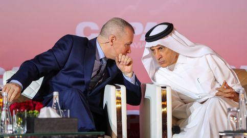 Qatar eleva su participación en IAG en 560 millones y ya controla el 25% de la compañía