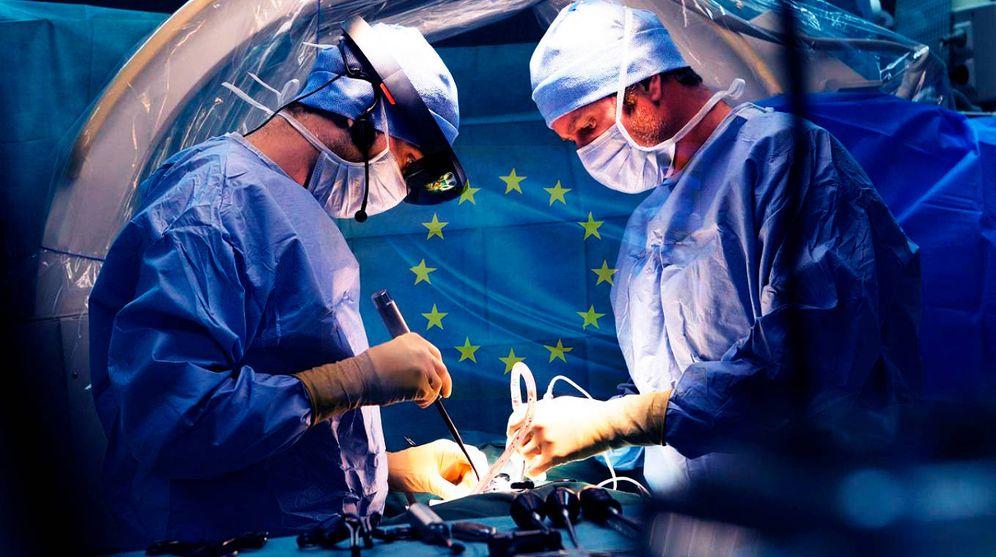 Foto: El futuro de los implantes pasa por la legislación europea.
