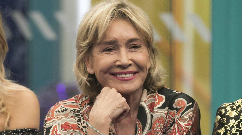 Foto: Mila Ximénez en 'GH VIP 7'. (Mediaset España)